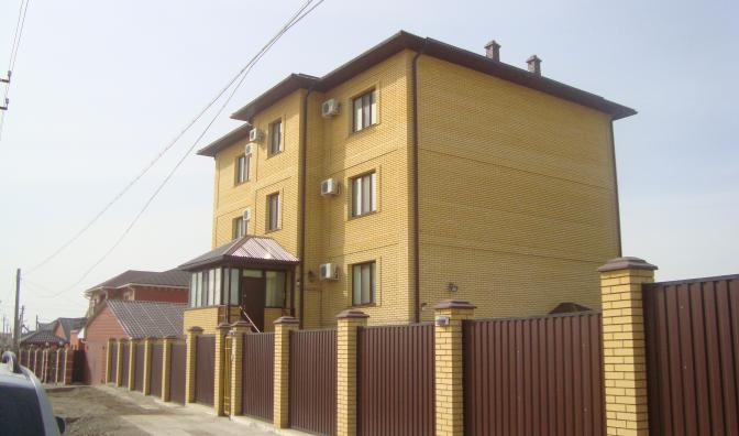 Guest house Sanzhan